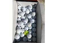 Used Golf Balls - Pinnacle(26), Nike(17) & Ultra(8). Reasonable Quality