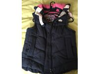 Woman's Superdry Gillet
