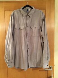 H&M Men's cotton shirt size xl