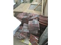 Rosemary reclaimed roof tiles