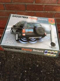 Gadgetman Parking Sensors