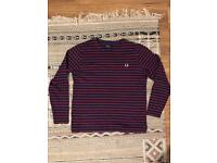 Fred perry jumper - M
