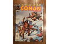 Savage Sword of Conan Issue 132