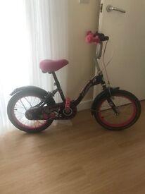 Girls 16 Inch Bike great condition
