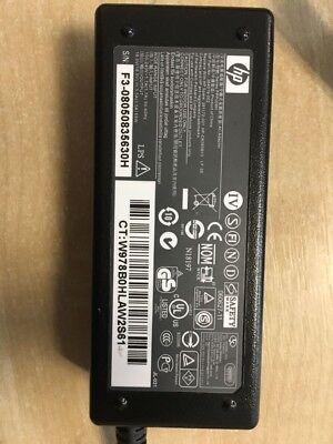 ORIGINAL HP PPP009H Notebook Netzteil 18.5V 3.5A Ladegerät AC/DC Adapter - 18.5 V 3.5 A Ac Adapter