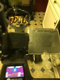 Motocaddy s3 pro electric trolley for sale