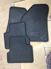 Genuine JEEP Rubber Car Mats