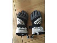 Ladies Rossignol gore-tex ski gloves