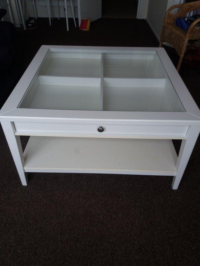 Side Table Van Ikea.Liatorp Ikea Display Coffee Table In Wallasey Merseyside Gumtree