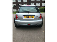 MINI Hatch 1.6 One 3dr VERY LOW MILAGE