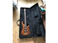 Ibanez 5 String SR1205 Bass in Excellent Condition with Premium Case for sale £550