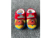 New hey duggee slippers infant size 7