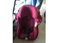 Maxi cosi car seat from upto 15kilos