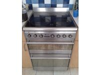Smeg electric oven. Freestanding.