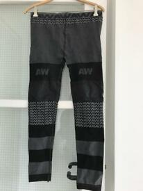 Alexander Wangx H&M leggings/ M