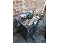 Electric Bench Planer (Myford)