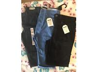 Men's trousers and shorts - brand new