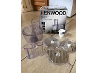 Kenwood chef/major titanium food processor