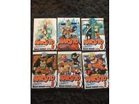 Naruto books
