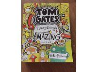 Tom gates everything's amazing