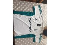 England Cricket Training Top/Shirt