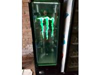 Monster energy frige mint condition