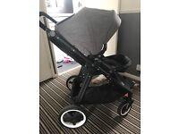 Lovely babystart pushchair