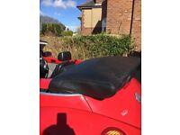 VW Convertible Beetle Hood Cover