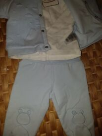 BRAND NEW WITH TAGS MAYORAL BABY SUIT