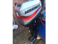 8hp mariner outboard boat engine