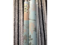 2 rolls of wallpaper