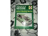Haynes Renault Megan Workshop Manual