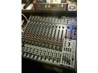 Behringer xenyx2442 USB mixer