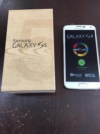 Samsung s5 16 Gb new boxed unlocked