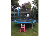 2.5 m Diameter Child's Trampoline on offer due to house move