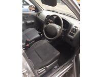 2004 Suzuki Alto   Manual   petrol 1.1LG  