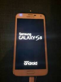 Immaculate Samsung S5