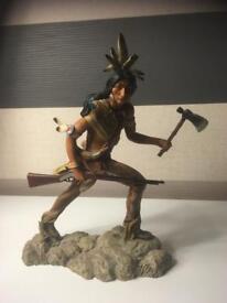 "The leonardo collection""Running Bear"" Figurine"