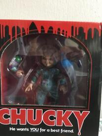 Chucky collectable figure new