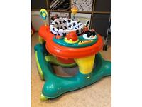 Baby / Toddler bouncer with accessories