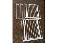 2 x stair gate (bettacare easyfit)