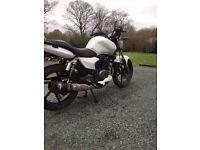 Ksr motorbike 125