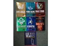 Alex Rider & Ravens Gate - Anthony Horowitz Books