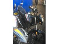 Sinnis st 125cc
