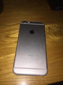 Silver Apple iPhone 6 16gb locked to O2