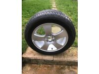 Audi A3 (2002) brand new wheel with tyre.