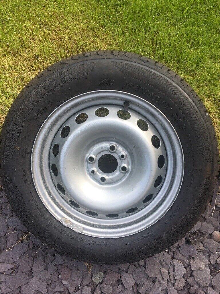 Brand new wheel Toledo TL1000   in Wallsend, Tyne and Wear   Gumtree