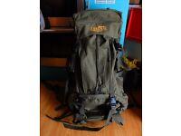 60L Backpack/Rucksack