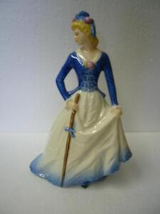 """THE SHEPHERDESS COSTUME"" GOEBEL VINTAGE FIGURINE"