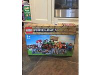 Lego Minecraft - 21116 - Crafting Box 8 in 1 - Brand New